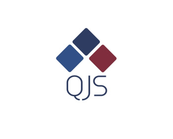 Logo design for QJS