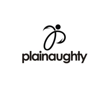 plainaughty logo design