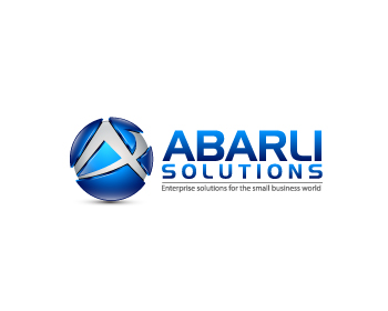 Abarli Solutions logo design