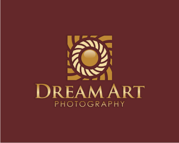 DreamArt Photography logo design