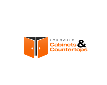 Logo design for Louisville Cabinets & Countertops