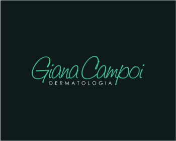 Giana Campoi logo design
