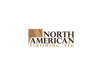 North American Finishing, LLC logo design
