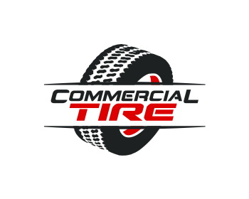 Logo Design Entry Number 40 By Badluke COMMERCIAL TIRE