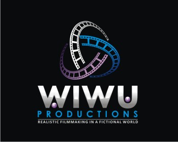 WIWU PRODUCTIONS logo design