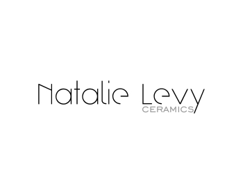 Natalie Levy Ceramics logo design