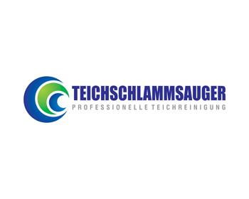 Logo design for Teichschlammsauger