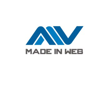 Made In Web logo design