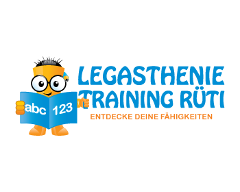 Logo design for Legasthenietraining Rüti