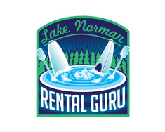 Logo per Lake Norman Rental Guru
