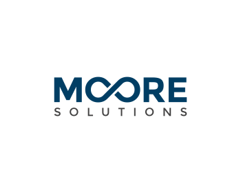 Logo design for Moore Solutions