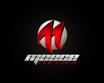 Meece Car Audio logo design