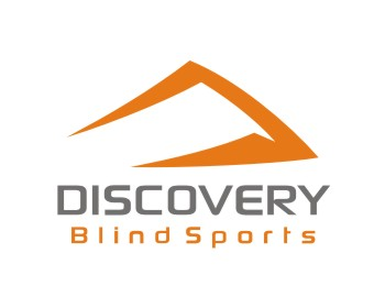 Discovery Blind Sports logo design
