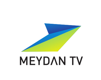 Meydan TV logo design