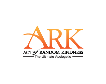 An Act of Random Kindess logo design