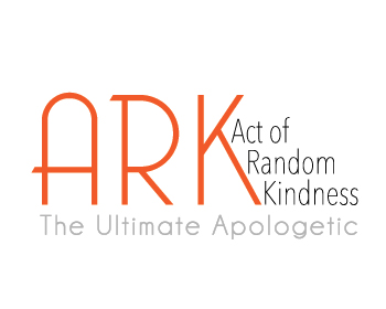 Logo design for An Act of Random Kindess