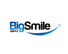 Big Smile Agency logo design