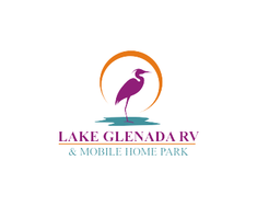 Lake Glenada RV & Mobile Home Park logo