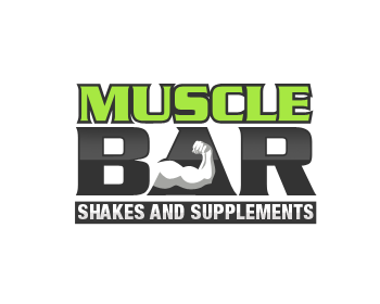 Muscle Bar logo design
