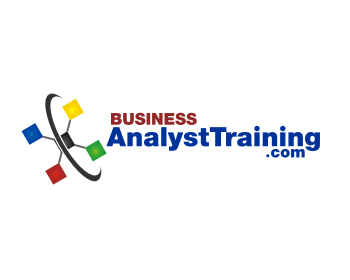 BusinessAnalystTraining.com logo design