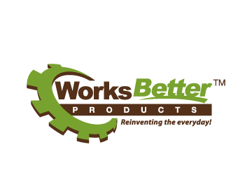 Works Better Products logo design