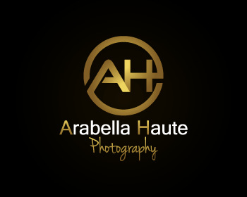 Arabella Haute Photography logo design