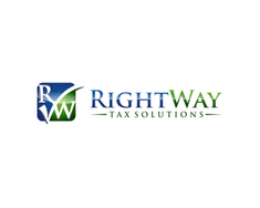 Logo per RightWay Tax Solutions