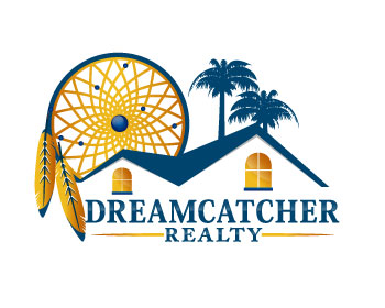 Dreamcatcher Realty logo design