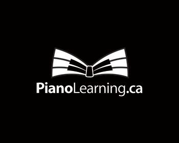 PianoLearning.ca logo design