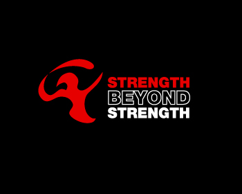 Strength Beyond Strength logo design