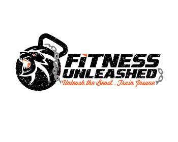 Fitness Unleashed, LLC logo design