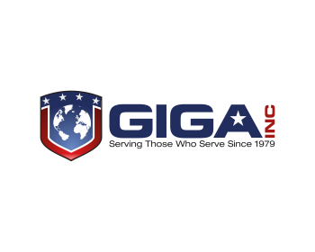 GIGA Inc logo design