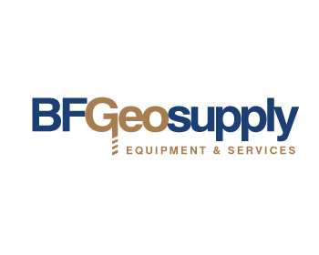 BFGeosupply logo design