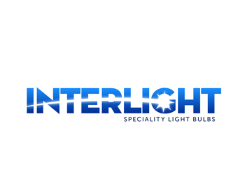Interlight logo design