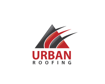 Urban Roofing logo design