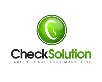 Check Solution logo design