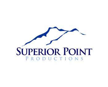Superior Point Productions logo design