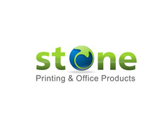 Stone Printing & Office Products logo