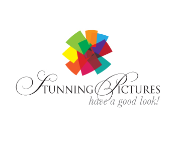 Stunning Pictures AS logo design