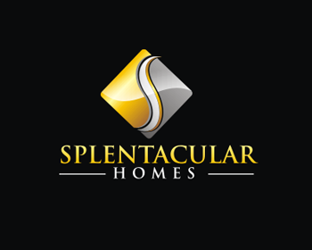 Splentacular Homes logo design