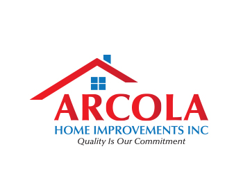 Arcola Home Improvements Incorporated logo design