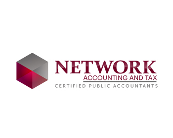 Logo design for Network Accounting and Tax
