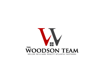 The Woodson Team logo design