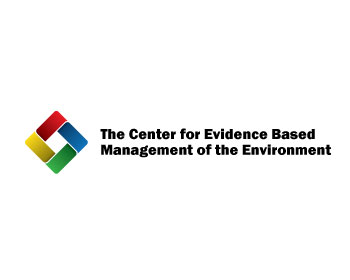 The Centre for Evidence Based Management of the Environment logo design