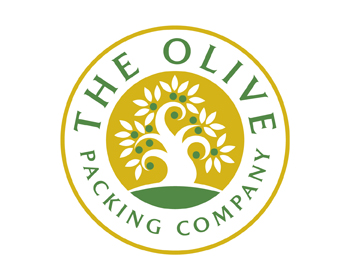 The Olive Packing Company logo design