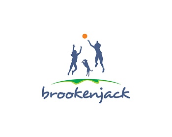 Brookenjack logo design