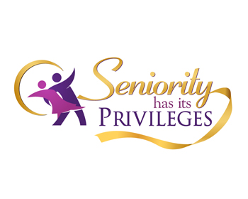 Seniority logo design