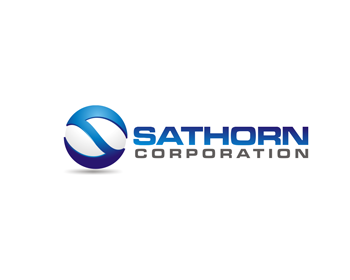 Sathorn Corporation logo design