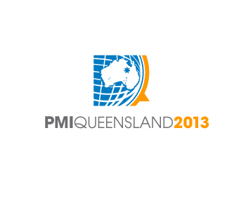 Project Management Institute Queensland logo design