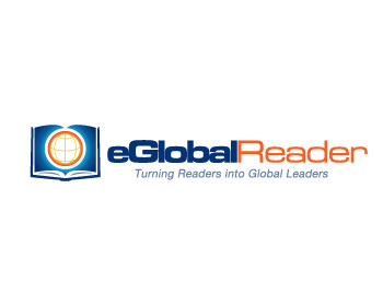 eGlobal Reader logo design